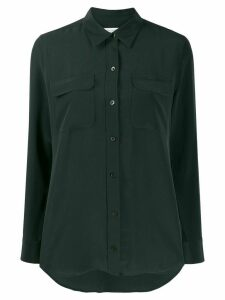 Equipment flap pocket shirt - Green
