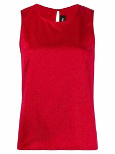 Styland straight fit tank top - Red