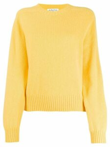 YMC round neck jumper - Yellow
