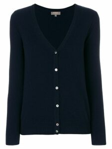 N.Peal v-neck cardigan - Blue