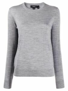 Theory knitted jumper - Grey