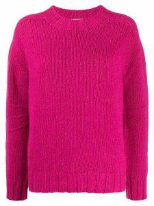 Dorothee Schumacher cashmere long-sleeve jumper - Pink