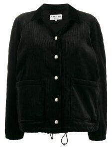 YMC corduroy bomber jacket - Black