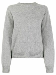YMC round neck jumper - Grey