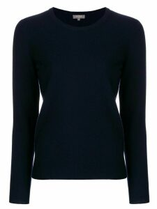 N.Peal round neck sweater - Blue