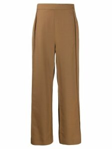 Ports 1961 wide leg palazzo trousers - Brown