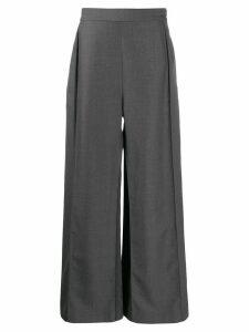 Ports 1961 wide leg palazzo trousers - Grey