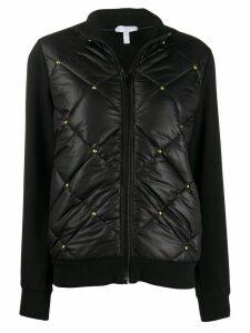 Escada Sport studded quilted jacket - Black