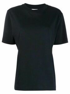 Sunspel crew neck T-shirt - Black