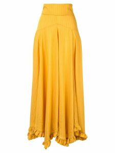CAMILLA AND MARC Noli maxi skirt - Yellow
