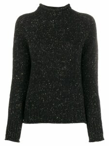 YMC round neck jumper - Black