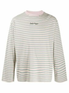 Daily Paper Fong 1 oversized sweatshirt - PINK