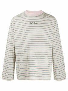 Daily Paper Fong 1 oversized sweatshirt - PINK