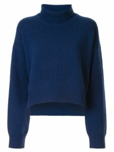 Rejina Pyo Lyn cashmere relaxed-fit jumper - Blue