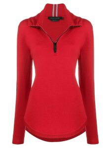 Canada Goose high-neck knit jumper - Red