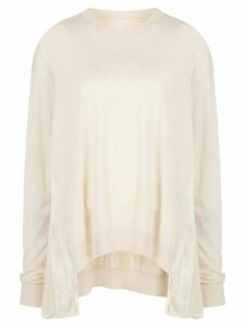 Uma Wang oversized jumper - White