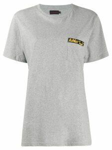 Dr. Martens logo T-shirt - Grey
