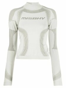 Misbhv long sleeve Active sweatshirt - NEUTRALS