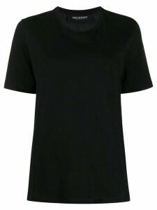 Neil Barrett basic design T-shirt - Black