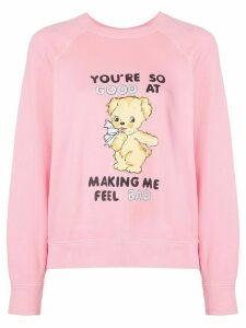 Marc Jacobs x Magda Archer The Collaboration sweatshirt - PINK