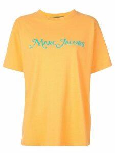 Marc Jacobs x New York Magazine The Logo T-shirt - ORANGE