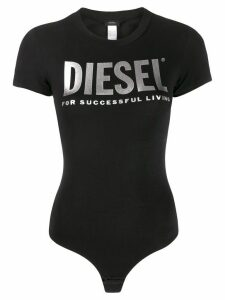 Diesel logo print body - Black