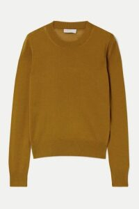 Rosetta Getty - Wool-blend Sweater - Saffron
