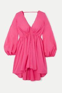 Kalita - Aphrodite Cotton-voile Mini Dress - Pink