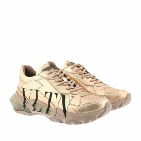 Valentino Sneakers - VLTN Sneaker Poudre/Nero - rose gold - Sneakers for ladies
