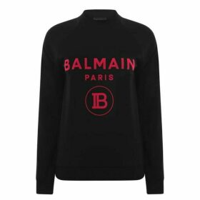 Balmain Exclusive Logo Sweater