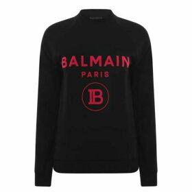 Balmain Exclusive Logo Sweater