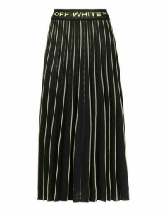 OFF-WHITE™ SKIRTS 3/4 length skirts Women on YOOX.COM
