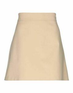 PATRIZIA PEPE SKIRTS Mini skirts Women on YOOX.COM