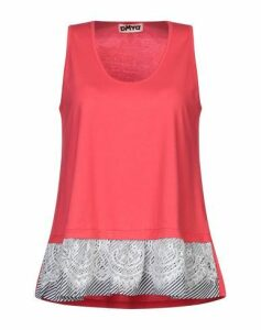 DON'T MISS YOUR DREAMS TOPWEAR Vests Women on YOOX.COM