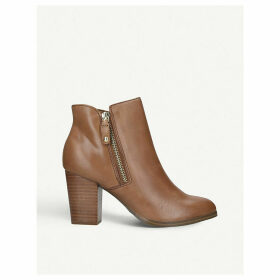 Naedia leather ankle boots