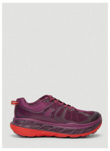 Hoka One One Stinson Sneakers in Purple size US - 07