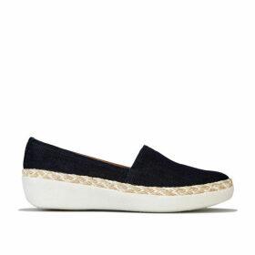 Womens Casa Denim Loafers