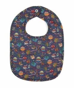 House Of Gifts Tana Lawn Cotton Bib