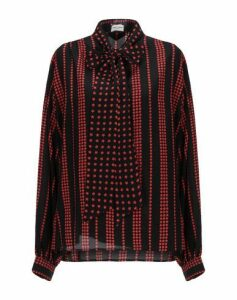 SAINT LAURENT SHIRTS Blouses Women on YOOX.COM