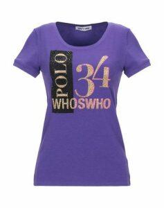WHO*S WHO TOPWEAR T-shirts Women on YOOX.COM