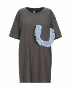 JE SUIS CHAPEAU TOPWEAR T-shirts Women on YOOX.COM