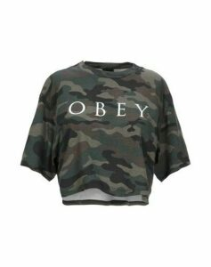 OBEY TOPWEAR T-shirts Women on YOOX.COM
