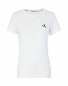 CALVIN KLEIN JEANS TOPWEAR T-shirts Women on YOOX.COM
