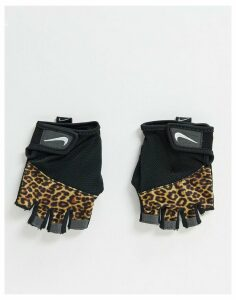 Nike Women's gym elemental fitness gloves-Multi