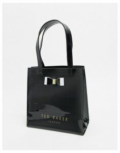 Ted Baker silcon soft small icon bag-Black