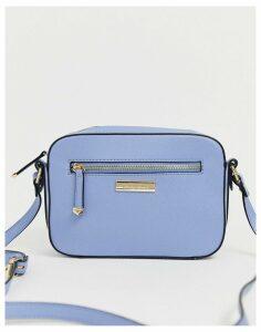 Carvela cross body bag-Blue