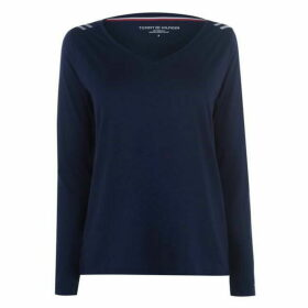 Tommy Hilfiger Tommy Long Sleeve T Shirt