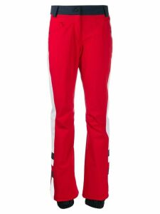 Rossignol x Tommy Hilfiger 2-way stretch 5-pocket ski pants - Red