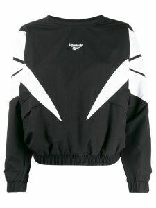 Reebok lassics Vector crew neck sweatshirt - Black