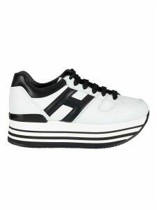 Hogan Dadcore Platform Sneakers